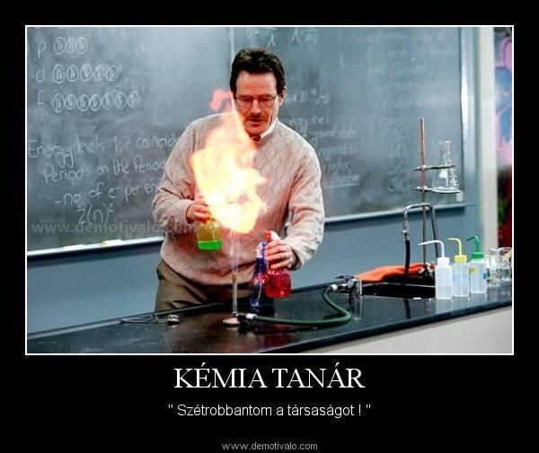 kémiával kapcsolatos idézetek A kémia humoros oldala